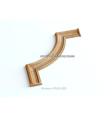 Architecture hardwood mouldings for bedroom