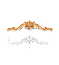 Craftsman wall appliques for cellar
