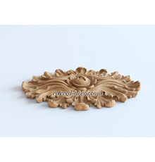 Handcrafted architectural acanthus ...