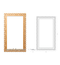 Decorative mirror frame, Classic frame for mirror