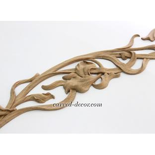 Design hardwood mouldings for ceiling