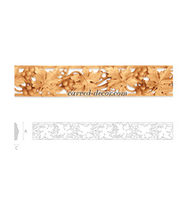 Architecture carved molding for sale
