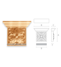 Antique-style furniture capital, Carved cabinet capital