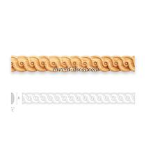 Custom Byzantine style braided deco...