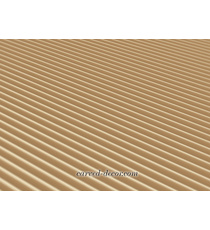 Handcrafted reeded panel for walls ...